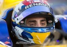 Formula E, ePrix di Pechino: vince Buemi