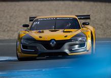 Renault R.S. 01: la video-prova