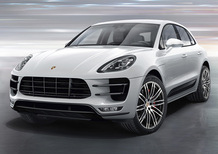 Porsche Macan: novità di sostanza sul model year 2016