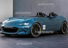 Mazda MX-5 Spyder e Speedster concept: sogni ad occhi aperti