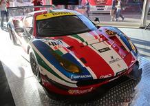 Ferrari 488 GTE e GT3: la sfida alla Ford GT è lanciata