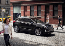 Cadillac XT5: crossover di lusso
