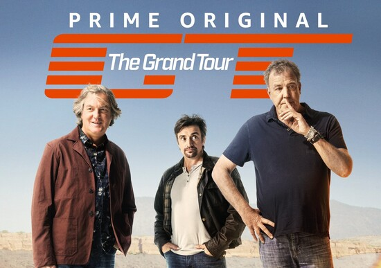 The Grand Tour, fine del mitico trio dopo la terza stagione?