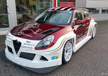 Alfa Romeo Giulietta TCR: l'ultima creatura di Romeo Ferraris