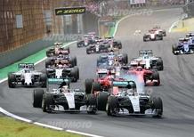 F1, GP Brasile 2015: le foto più belle