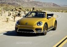Volkswagen Beetle Dune, il Maggiolino dei deserti