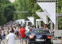 Andrea Levy: «Parco del Valentino? E' la Goodwood italiana»