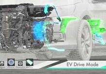 GIMS 2018, Motori: Honda con EV futuristi ma anche ibridi per tutti i gusti [video]