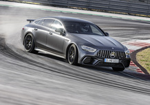 Mercedes-AMG GT, eccola in azione: sound e traversi [Video]