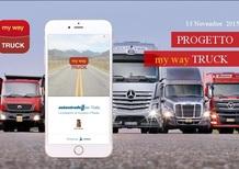 My Way Truck: la app per gli autotrasportatori