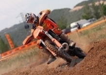 KTM Enduro e Cross 2008