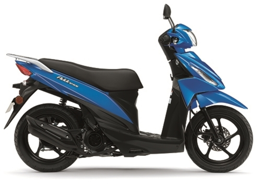 Suzuki Address 110 (2018 - 20)