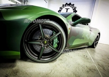 Idea di Lapo Elkann: le Pirelli colorate