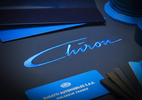 Bugatti Chiron: è ufficiale, debutto al Salone di Ginevra 2016