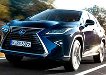 Nuova Lexus RX Hybrid [Video]