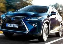 Nuova Lexus RX Hybrid [Video]