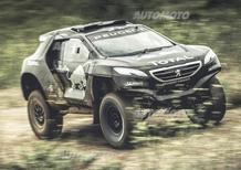 Dakar 2016, Peterhansel: «La Dakar è ancora una cosa bella!»