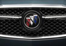 Buick m.y. 2019: via il nome resta il logo