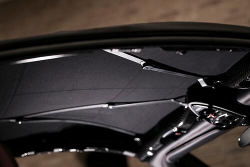 Dainese con Pagani Automobili per lo sviluppo della cappottina della Huayra R (3)