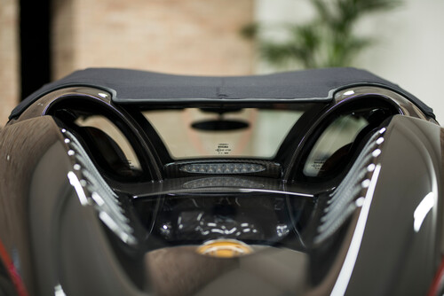 Dainese con Pagani Automobili per lo sviluppo della cappottina della Huayra R (5)