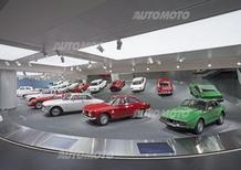 Museo Alfa Romeo: arrivano le visite guidate dedicate alle scuole