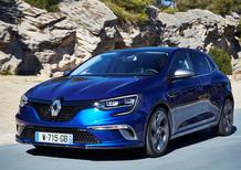 Nuova Renault Megane: i prezzi per l'Italia