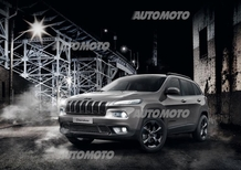 Jeep Cherokee Night Eagle, arriva la serie speciale