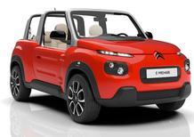 Citroën E-Mehari: la rinascita – elettrica – di un mito