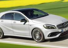 Mercedes Classe A restyling: la video-prova
