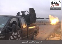 Dal Texas all'Isis: la strana storia del pick up dell'idraulico texano