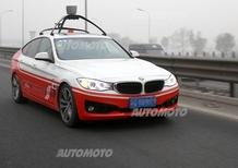 Guida autonoma: Baidu e BMW lanciano il primo prototipo