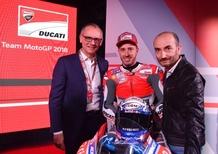 PittaRosso e Ducati insieme per una nuova collezione e per il secondo anno in MotoGP