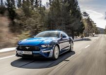 Ford Mustang 2018 restyling: cambio automatico a 10 marce e motori da 290 e 450 cv [Video]