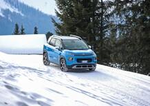 Citroën C3 Aircross, trazione anteriore efficace anche in fuoristrada [Video]