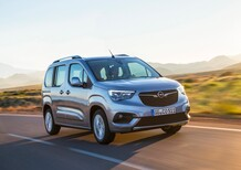 Nuovo Opel Combo Life: salto generazionale per l'MPV da famiglia [video]