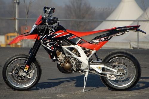 APRILIA SXV 450-550
