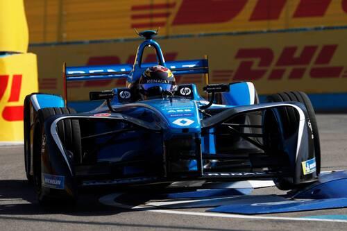 Formula E, ePrix di Punta del Este: vince Vergne (3)