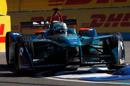 Formula E, ePrix di Punta del Este: vince Vergne (9)