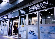 Garibaldi FS Nissan Innovation Station: la fermata della Lilla guarda al futuro