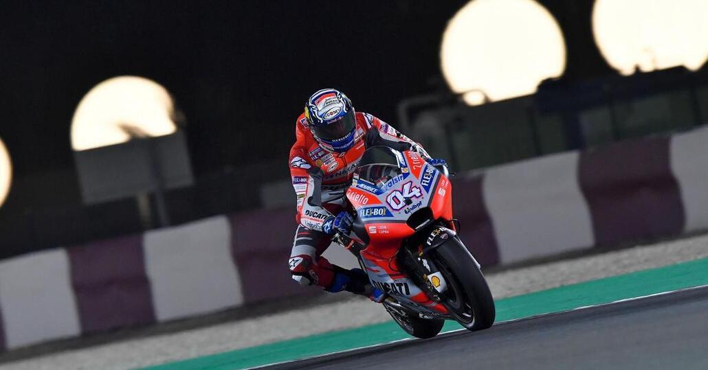 MotoGP 2018. Dovizioso vince il GP del Qatar