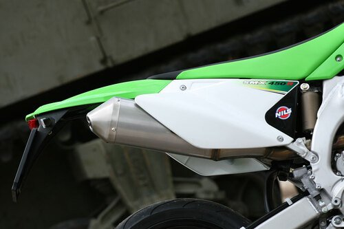 KL KAWASAKI  SMX 450 R