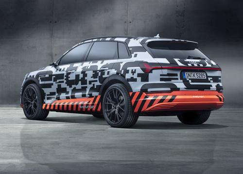 Audi e-tron, dichiarato il prezzo per il mercato tedesco (2)