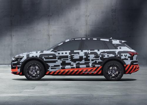 Audi e-tron, dichiarato il prezzo per il mercato tedesco (8)