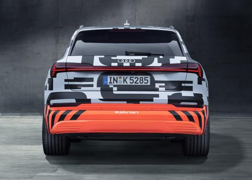 Audi e-tron, dichiarato il prezzo per il mercato tedesco (7)