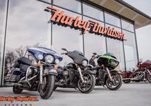 Harley-Davidson Bergamo, nuova sede con area relax e più abbigliamento