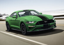 Ford Mustang 2018, nuova tinta Need for Green