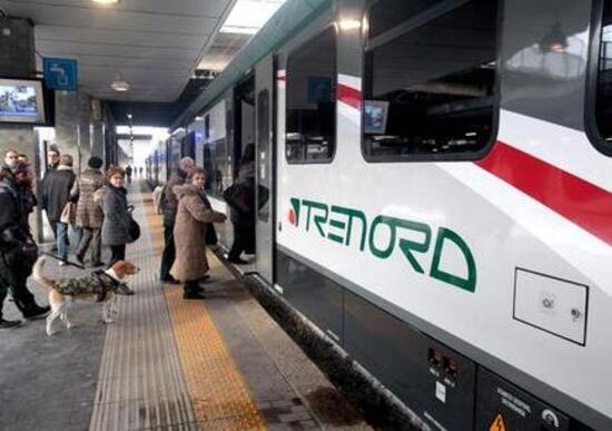 Sciopero treni 21 marzo 2018, disagi per i pendolari di Trenord