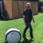 VIDEO - Bezos (Ceo di Amazon) a passeggio con Gita, il robot di Piaggio Fast Forward