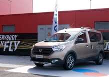 Dacia, arriva la serie speciale Wow [Video]