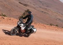 Bridgestone Battlax Adventure A41. Test pneumatici Enduro stradali